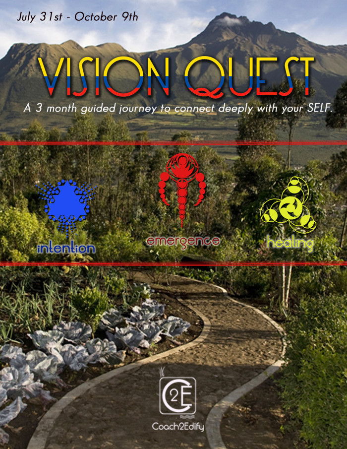 Eco-Retreat Vision QuestMASTER